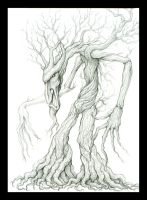 Ent Sketch by VegasMike