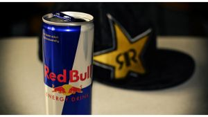 Red Bull vs. Rockstar Wallpaper by Wybi