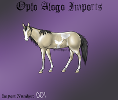 Oplo Alogo Import 001 by xTrippingOnYoux
