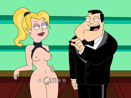 American Dad - Unexplainable by SEGnosis