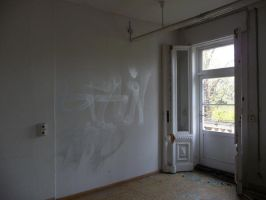 abandoned room I by mimose-stock