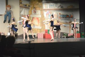 The Dance Company Christmas Show, Joy and Dance 3 by Miss-Tbones