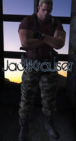 Jack Krauser Updated by a-m-b-e-r-w-o-l-f