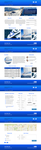 Yachts Blue USA Website Design by 08pato