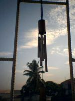 Wind Chimes by ksolaris