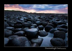 Northumberland Rocks by newcastlemale
