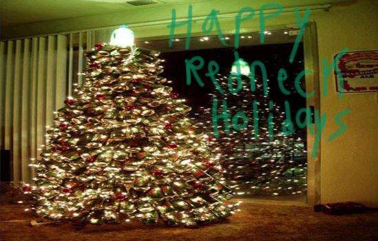 Redneck Holidays by mactrack810