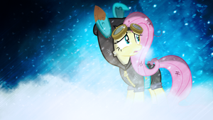 [WOTW 24] Wallpaper - Out in the Cold by RDbrony16