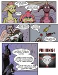 Flare and Fire: Good and Evil pg 30 by oogaboogaz