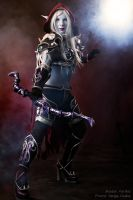 Sylvanas by YurikoCosplay