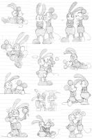 /Brothers log5(oswald x mickey included) by Little-Y