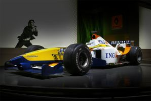 Renault F1 Show Car by 1-s-t