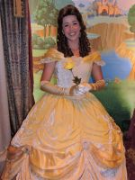 Belle Disneyland Paris by bellesprince