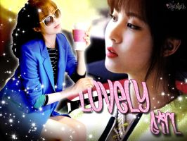 Seohyun Lovely Girl WP by mandana21
