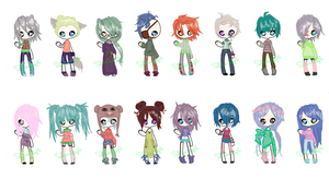 Offer to Adopt-Big Batch {OPEN} by SaBrinaAdopts