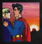 Kiss the Superman by Sunshine-Green