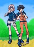 Naruto Dress-up by be-yaoi