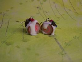 Jelly Roll Earings by QuoteCentric
