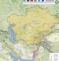 Central Asia - The Golden Age (2095 - 2153 C.E.) by stratomunchkin