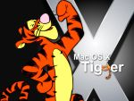 Mac OS X Tigger by Kroener