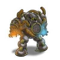NAthanOM's Bollen Android :Prize: by Zeknox