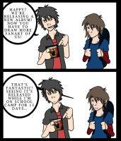 Billie Never Wins by GreenDay-Toons