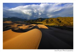 Dune Storm by Ian-Plant