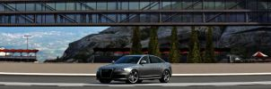 Audi RS6 by Estranged89
