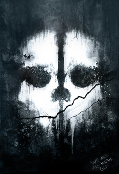 Call of Duty : Ghosts - Cleaned Poster HD by MuuseDesign
