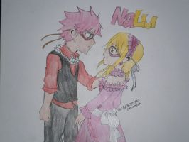 NaLu: masqerade ball by Ayakashixxx