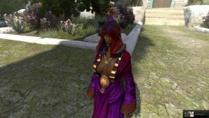 Cloth set for mages by tulx