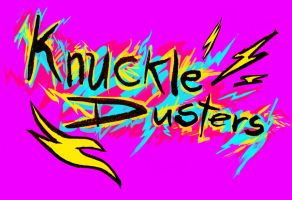 Knuckle Dusters! Handtype by TheDonQuixotic