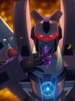 TF: Decepticon Foxfire by Pinkuh