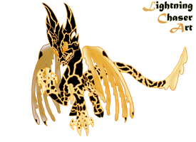 MLP OC: Lord Darmark Corrupt/Elemental Form by FlailingFishy
