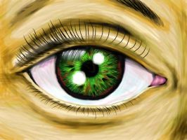 Eyes of creation by Connorscreationss
