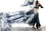 Belly Dancer Motion Fracture by JoshGreenGo