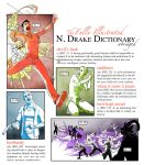 The Fully Illustrated N. Drake Dictionary by YumeSprite