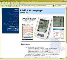 PAdict-0.3.2 by Sudrien