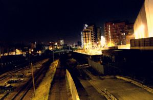 Railway Tracks 1 by jpa