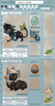 PMD-Explorers Team Static Buzz V2 by KatIsConfused