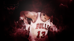 Joakim Noah Wallpaper by WHU-Dan