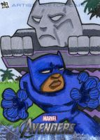 Avengers Assemble - Black Panther by 10th-letter
