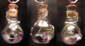 Magic Vial - Midnight Waters by Izile