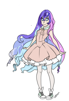 Gaia Commission by KiriMagica