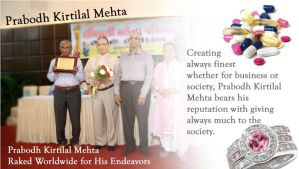 Prabodh Kirtilal Mehta Raked Worldwide for His End by PrabodhMehta