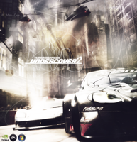 Nfs Undercover 2 Poster by Miro-Des