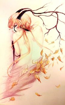 Fall by India-Lee
