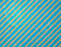Blue Yellow Grunge Stripe by R2krw9