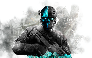 Black Ops Future Soldier by alif32