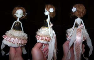dressing ada by napoleondolls